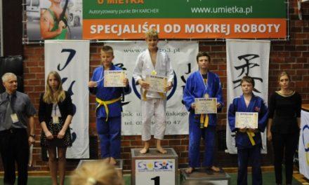 [[Wyniki zawodów] Szymek trzeci a Stasiu piąty w XI-tym Międzynarodowym Turnieju w Judo w Słupsku!