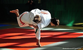 [Wyniki zawodów] Mistrzostwa Regionu Pomorskiego Młodzików i Juniorów Młodszych w Judo [13.02.2016]