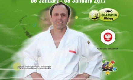 [Obozy szkoleniowe] Judo Camp Elbląg 2017 [06.01 – 08.01.2017]
