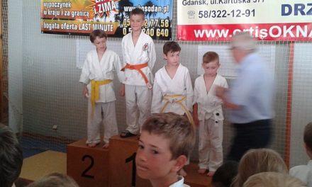 [Zawody] IV Turniej Judo o Puchar Burmistrza Gminy Żukowo- podsumowanie