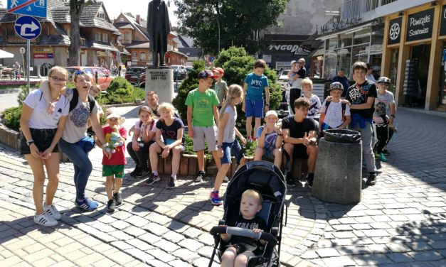 [Zdjęcia] Obóz w Zakopanem 2017 – D10