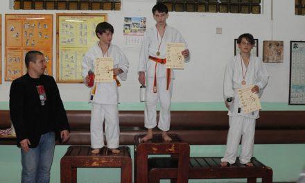 [Wyniki zawodów] Michał drugi a Filip trzeci na XXIII Turnieju Judo im. Antoniego Reitera