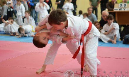 [Wyniki zawodów] IV. Osowski Turniej Pierwszego Kroku Dzieci w Judo oraz Mistrzostwa Gimnazjum nr 33 [21.03.0215]