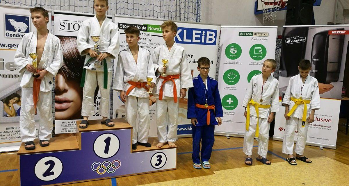 [Wyniki zawodów] Otwarte Mistrzostwa Bydgoszczy w Judo [11.03.2017]