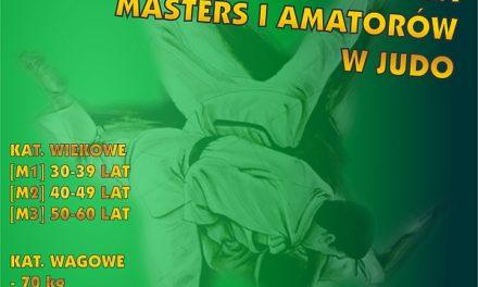 [Wyniki zawodów] I Pomorska Otwarta Liga Masters i Amatorów w Judo [26.03.2017]