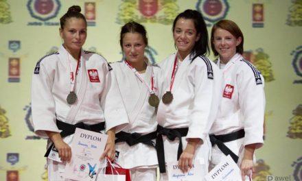 3-cie miejsce Trenerki Moniki w 57. Mistrzostwach Polski w Judo!