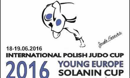 """[Wyniki zawodów] International Polish Judo Cup """"Young Europe"""" Solanin Cup 2016 [18-19.06.2016]"""