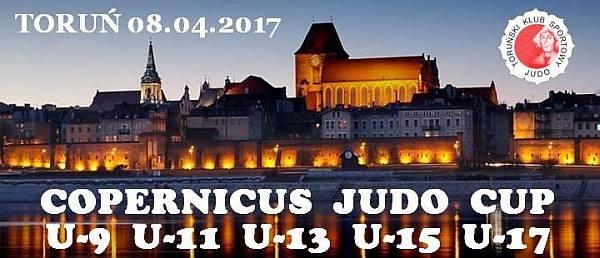 [Wyniki zawodów] COPERNICUS JUDO CUP 2017 [Toruń, 08.04.2017]