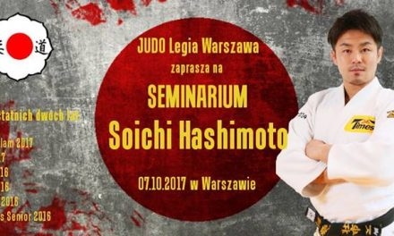 Seminarium z mistrzem świata Soichi Hashimoto [07.10.2017]