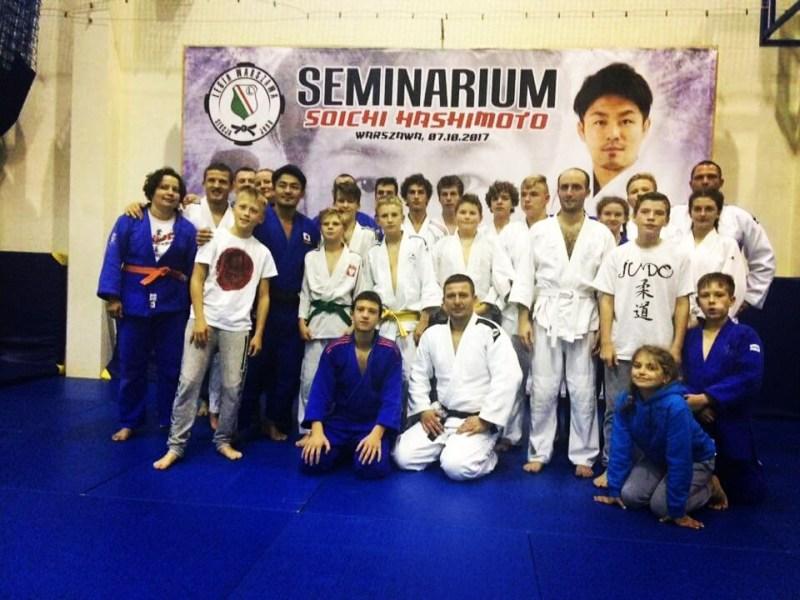 [Zdjęcia] Seminarium z Soichi Hashimoto [07.10.2017]