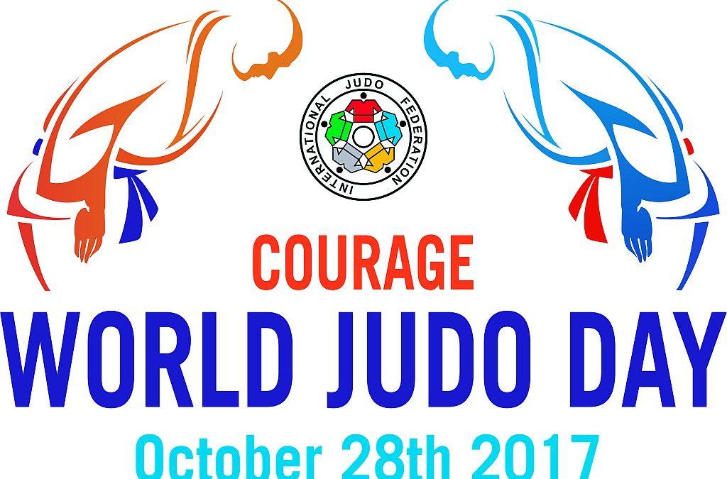 [Konkursy] WORLD JUDO DAY 2017 – ODWAGA! [28.10.2017]