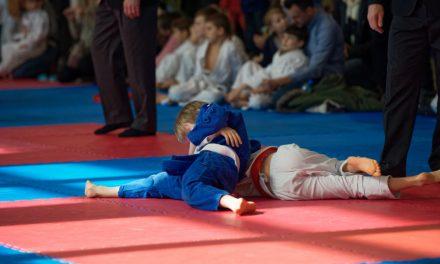 [Zawody] XXII Majowy Turniej Judo Dzieci i Młodzików w Jezierzycach [19.05.2018]