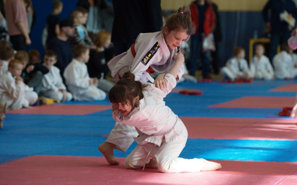 [Zawody] Otwarte Mistrzostwa Olsztyna Młodzików i Dzieci w Judo – XI. Memoriał Józefa Matrackiego [27.05.2018]