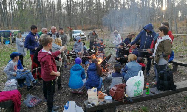 [Zdjęcia] Sportowy Piknik Rodzinny [22.04.2018]