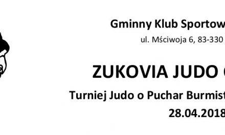 [Zawody] Żukovia Judo Cup 2018 [28.04.2018]