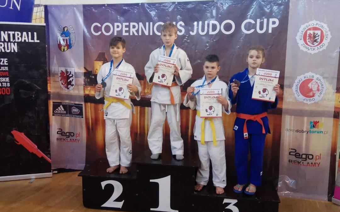 [Wyniki zawodów] Copernicus Judo Cup [Toruń, 07.04.2018]