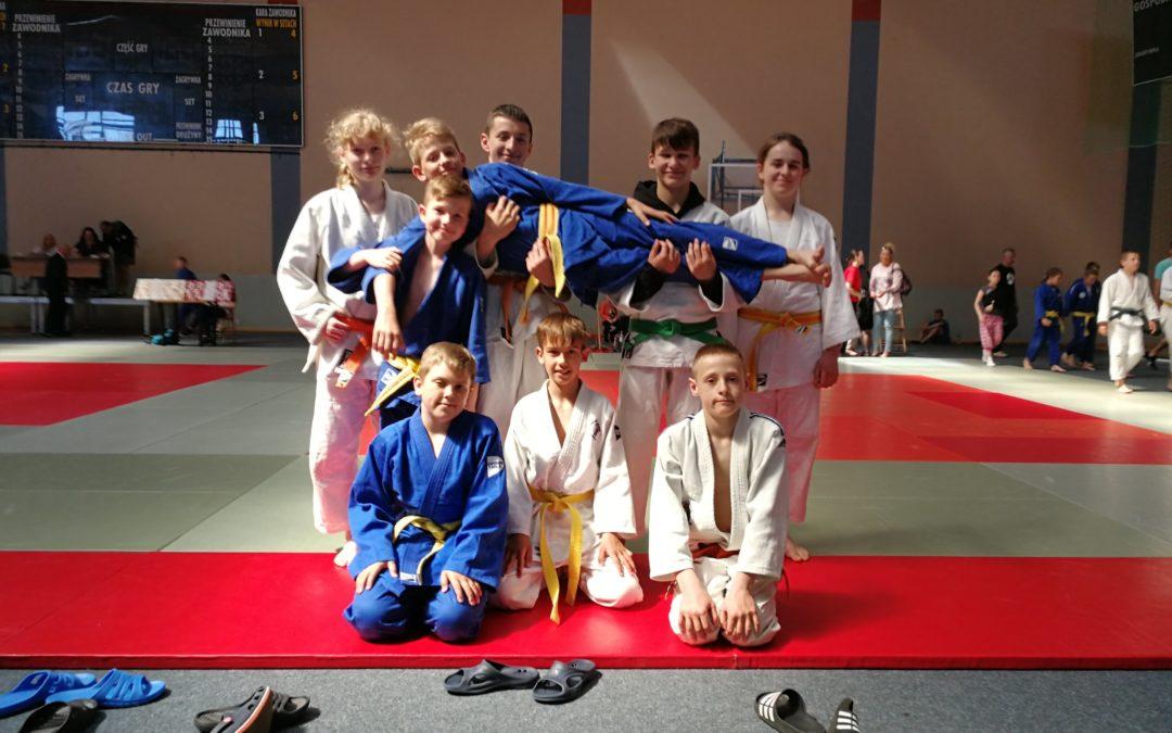 [Wyniki zawodów] XXII Majowy Turniej Judo Dzieci i Młodzików w Jezierzycach [19.05.2018]