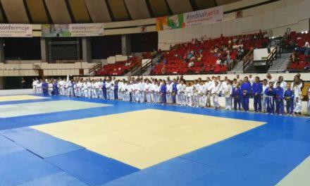 [Wyniki zawodów] Otwarte Mistrzostwa Olsztyna Młodzików i Dzieci w Judo – XI. Memoriał Józefa Matrackiego [27.05.2018]
