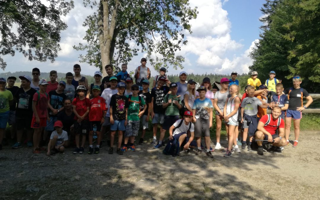 [Zdjęcia] Obóz Judo w Zakopanem [31.07-11.08.2018]