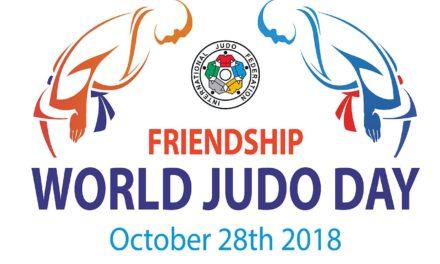 [Konkursy] World Judo Day 2018 – PRZYJAŹN [28.10.2018]