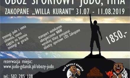 """[Obozy] Zakopane """"Willa Kurant"""" 2019 [31.07 – 11.08.2019]"""