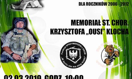 [Zawody] VIII GRIZZLY JUDO CUP, Memoriał st. chor. Krzysztofa Ousi Klocha [02.03.2019]