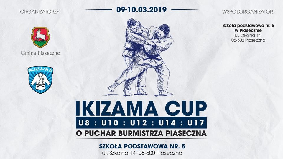 [Zawody] Ikizama Judo Cup [Piaseczno, 09.03.2019]