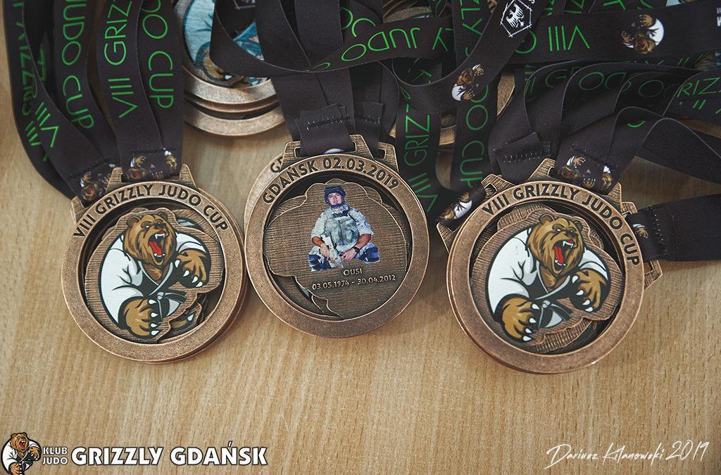 [Wyniki zawodów] VIII Grizzly Judo Cup [02.03.2019]