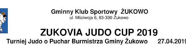 [Zawody] Żukovia Judo Cup [27.04.2019]