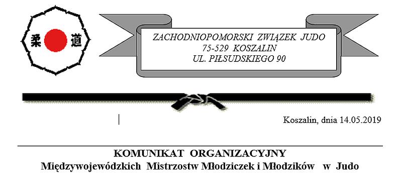MMM w Judo w Koszalinie [14.09.2019]