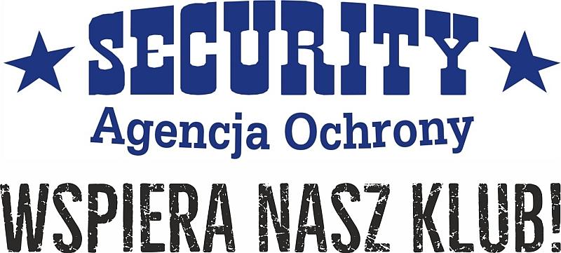 Agencja Ochrony SECURITY dołącza do grona naszych sponsorów!