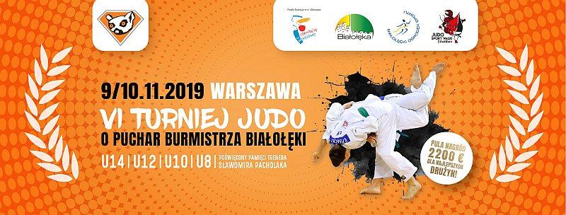 [Zawody] VI Turniej o Puchar Burmistrza Białołęki im. Sławomira Pacholaka [Warszawa, 09.11.2019]
