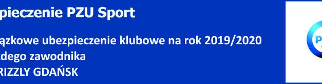 Roczne obowiązkowe ubezpieczenie klubowe na rok szkolny 2019/2020