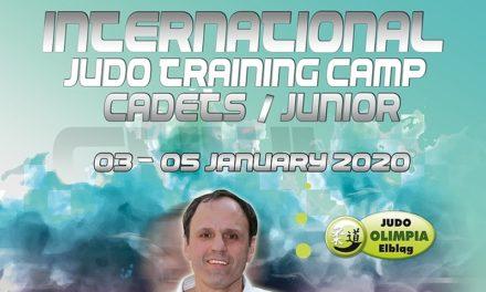 [Campy] Judo Camp Elbląg 2020
