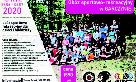 [Obozy] Garczyn 2020 [27.06 – 06.07.2020]