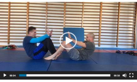 Ćwiczenia Funny Judo dla Przedszkolaków
