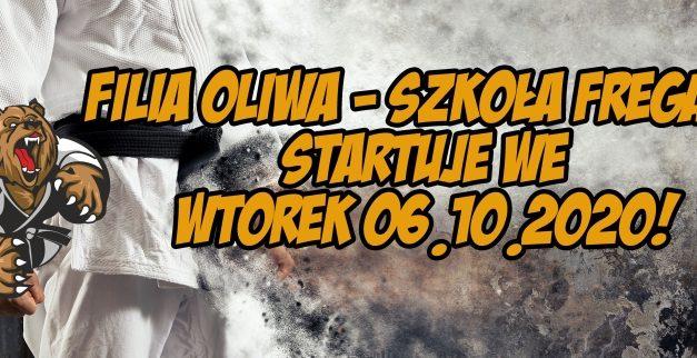 Treningi w Oliwie – start we wtorek 06.10.2020!