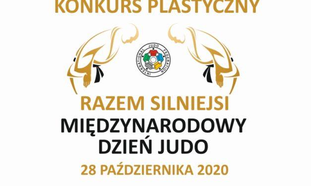 [Konkursy] Konkurs z okazji Międzynarodowego Dnia Judo [28.10.2020]