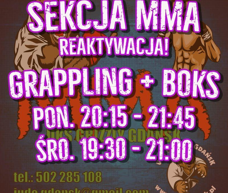 Reaktywacja sekcji MMA!