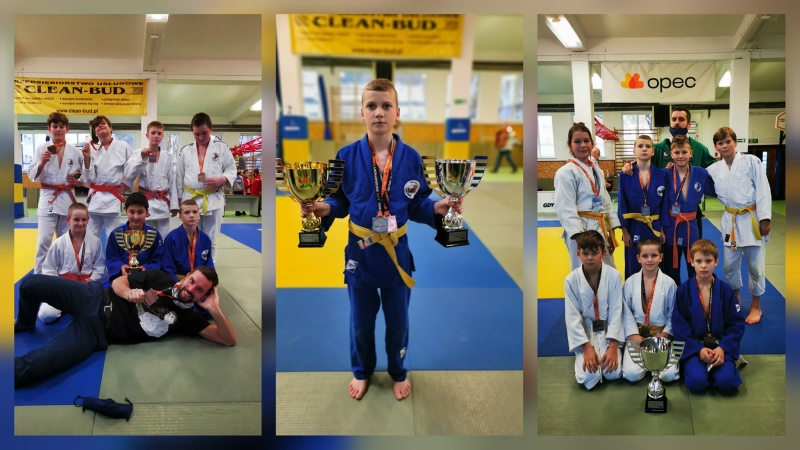 [Wyniki zawodów] XXIII Drużynowy Turniej Dzieci w Judo [11.11.2020]