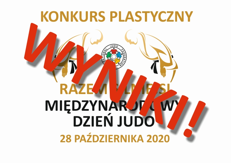 Wyniki konkursu World Judo Day 2020