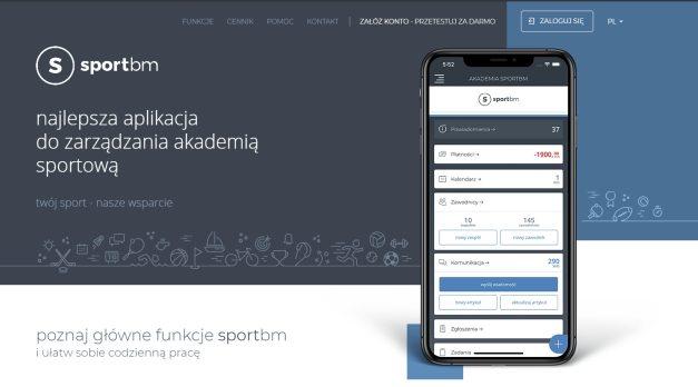 Platforma sportbm.com – konieczność rejestracji!