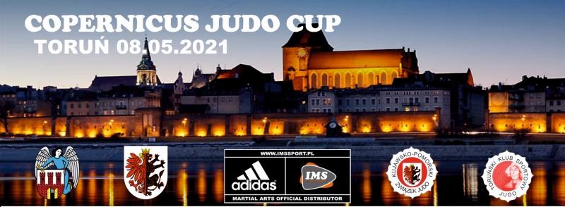 [Zawody] COPERNICUS JUDO CUP TORUŃ [08.05.2021]