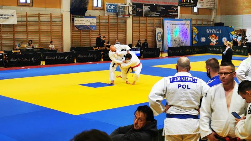 [Wyniki zawodów] Mistrzostwa Polski Amatorów i Weteranów w Judo [22.05.2021]