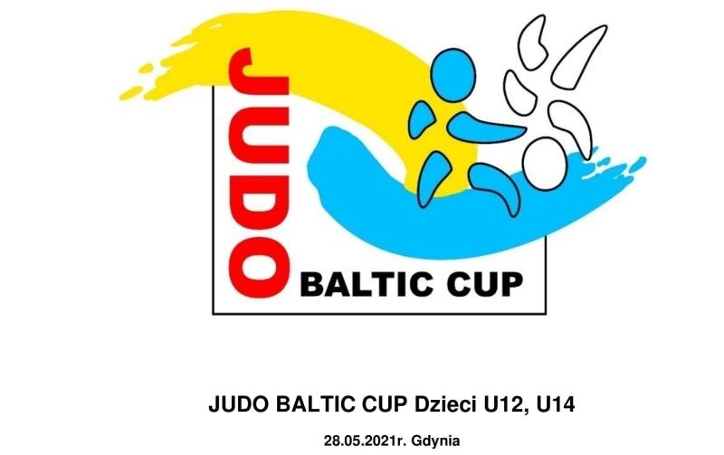 [Zawody] JUDO BALTIC CUP Dzieci U12, U14 [piątek, 28.05.2021]