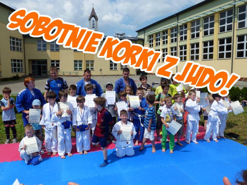 Korki z judo przed egzaminami [12.06.2021]