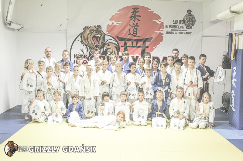 [Zdjęcia] Mecz towarzyski Judo: MATSUBARA i GRIZZLY