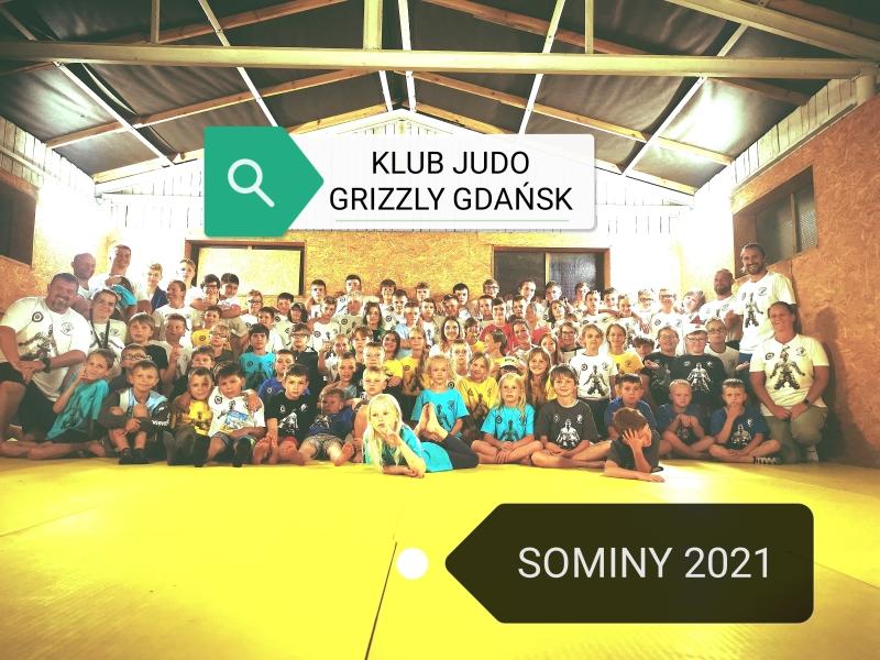 Podziękowania za obóz w Sominach 2021